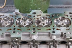 Motorentechnik - Zylinderkopf geplant